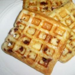 Kate's Light n' Fluffy Buttermilk and Chocolate Chip Waffles Photos ...