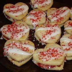 Sweetheart Jamwiches