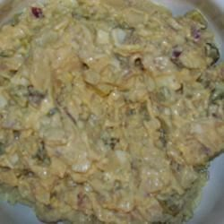 No-Fuss Potato Salad