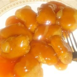 Kid Friendly Sweet and Sour Chicken