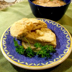 Delicious Damper Recipe - This simple biscuit-like quick bread sustained the Australian settlers; you'll enjoy it too!