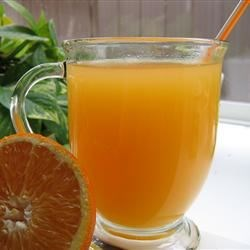 Fresh Orange Juice Recipe - In response to a request about how to make fresh squeezed orange juice. It takes a little work, but it tastes much better than orange juice from concentrate.