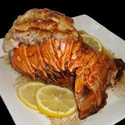 Broiled Lobster Tails Recipe and Video - Broiled lobster is the perfect simple preparation for lobster tail, and promises to please a crowd by highlighting the natural flavor of the lobster meat.