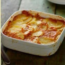 Easy-Cheesy Scalloped Potatoes