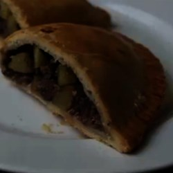 Chef John's Cornish Pasty Recipe - Chef John's simple recipe for Cornish pasties is filled with skirt steak, onion, potatoes, and turnips.