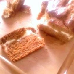 Pumpkin Swirl Bread - next time I need to swirl more, lol