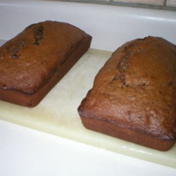 Chocolate Zucchini Bread II Recipe - Chocolate Zucchini bread with a cinnamon twist.