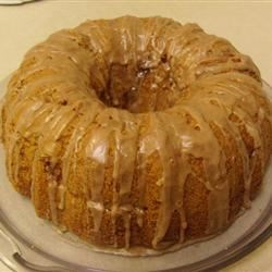 Apple Bundt Cake #1