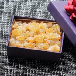 Candied Buddha's Hand Citron Recipe - Chef John gives the gift of candied citrus this holiday season with his recipe for candied Buddha's hand citron; so simple and delicious!