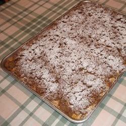 Slj6's Crumb Cake