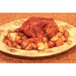 Wonderful Roasted Chicken