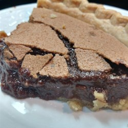Chocolate Chess Pie Ii Photos Allrecipes Com