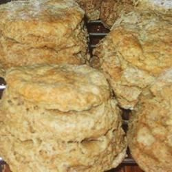 Black Treacle Scones Recipe - Molasses to many, black treacle in the UK and Ireland.  These dense sweet scones are well spiced with cinnamon, cloves and more.
