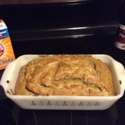 Brown Sugar Banana Bread Recipe - Brown sugar and cinnamon add depth to this moist, sweet banana bread.