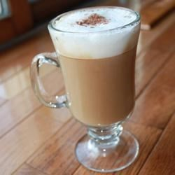 Cafe Latte Recipe - This is for all fellow coffee drinkers. I love lattes but buying them can be pricey. So here's a recipe so you can make your own.