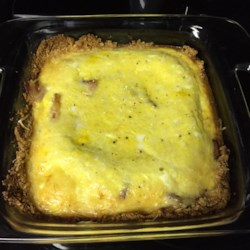 Low Carb and Gluten Free Quiche Lorraine Recipe - This gluten-free quiche Lorraine recipe uses almond meal in the crust for a rich and hearty brunch item without the gluten.