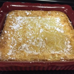 All recipes gooey butter cake