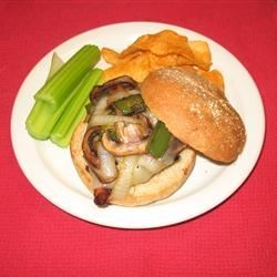 Chicken Sandwich with Zang