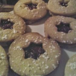Cranberry Cornmeal Linzer Cookies Photos - Allrecipes.com