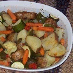 Roasted Vegtables