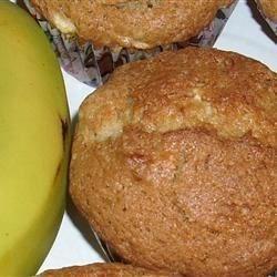 Simply Banana Muffins.