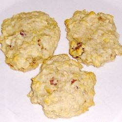 Zucchini Oatmeal Cookies Recipe - These great-tasting cookies also have raisins and nuts!  Pecans are really nice, but you can use whatever nut you like in these.