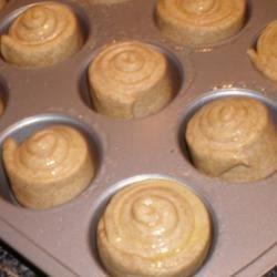 Preparing to bake!