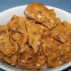 how to make peanut brittle softer