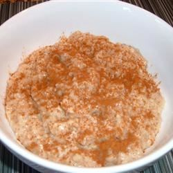Super-Good Oatmeal