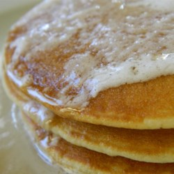 Milk-Free Fluffy Pancakes Recipe - Coconut milk is the milk-replacement in this quick and easy recipe for fluffy breakfast pancakes.
