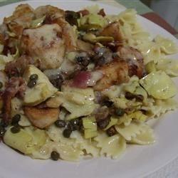 Jill's Amazing Italian Lemon Butter Chicken