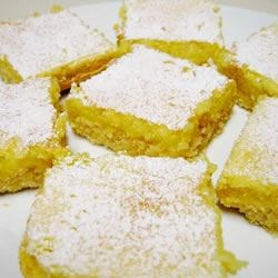Annemarie's Lemon Bars