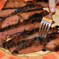 Flank Steak a la Willyboy