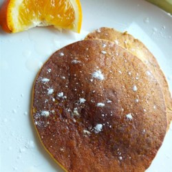 Paleo-Pancakes Recipe - This is a Paleo version of traditional pancakes.