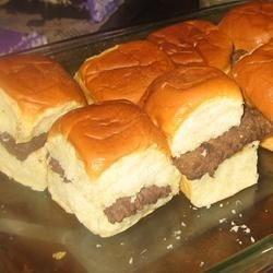 Mini Man Burgers