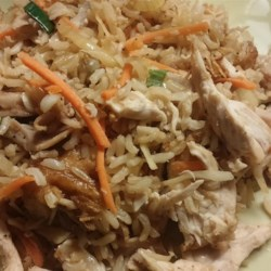 Back to Chinese Chicken Fried Rice II recipe