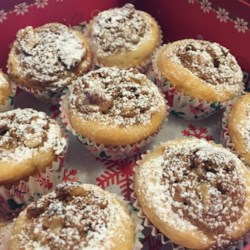 Pecan Tassies Recipe - These little tarts are a great hit - and look beautiful on a holiday tray!