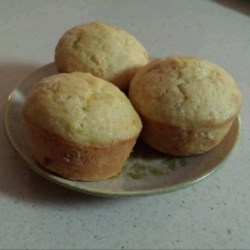Plantain Corn Muffins Recipe - Ripe plantains and cornmeal help make these simple and tasty muffins.