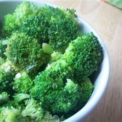Garlic Broccoli Spears