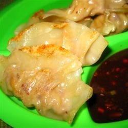 Beefy Chinese Dumplings