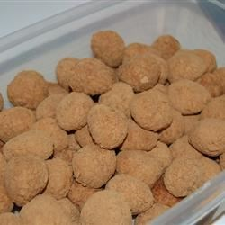 Irish Potatoes Recipe - Small, no-bake cookies that look like potatoes.  It's fast and easy.
