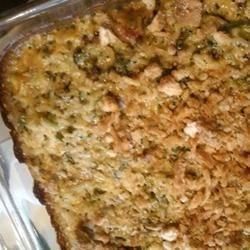 Broccoli Cheese Cassarole