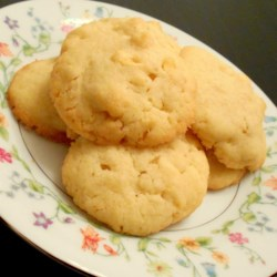 Potato Chip Cookies I Recipe - I haven't made these cookies, but I have eaten them and they were delicious.