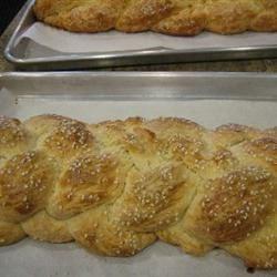 Choereg loaves