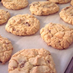 Light and Chewy Cake Cookies Recipe - Light, and chewy cookies that'll melt in your mouth!
