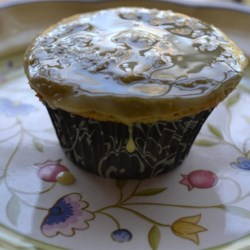 Green Tea Cupcakes Recipe - The subtle flavor of green tea infuses these easy cupcakes. If you like frosting, make your own and add some green tea powder to it.