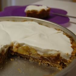 Banana-Dulce de Leche Pie (Banana-Caramel Pie) Recipe - Slow cooking turns sweetened condensed milk into a sensational caramel-flavored sauce that's popular in Latin American cooking. Combine it with sliced bananas in a graham cracker pie crust and top with whipped cream to enjoy a dreamy dessert.