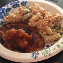 Kelly's Pan Fried Tilapia Recipe - Tilapia is coated in Italian-seasoned bread crumbs.