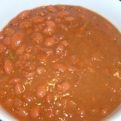 Terry's Texas Pinto Beans Recipe — Dishmaps