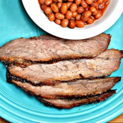 Santa Maria-Style Tri Tip Roast Recipe - Flavorful, succulent, oven-roasted Santa Maria-style tri tip roast is a southern California barbeque favorite.